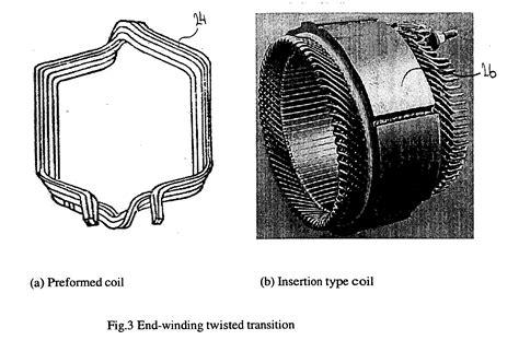hairpins for rectangular shape patent us20030214196 multi set rectangular copper