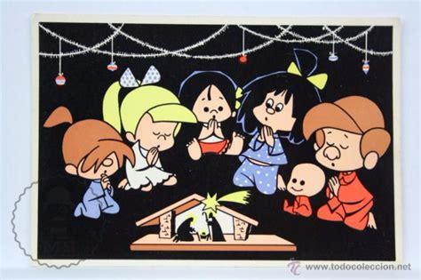 imagenes de la familia telerin en navidad postal ilustrada de la familia teler 237 n en navid comprar