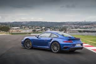 Porsche Turbo 2017 Porsche 911 Turbo Drive Review Motor Trend