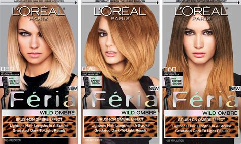 L Oreal Feria l oreal feria ombre review and giveaway