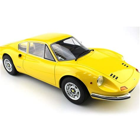 large scale yngve ekstr 246 dino 246 gt yellow 1 12