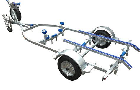 types of boat trailer wheels swiftco 4 metre boat trailer skid type