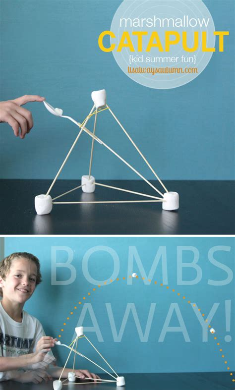 Idea For Small Kitchen by Make A Kids Marshmallow Launcher Aka Marshmallow