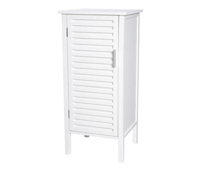 Bhs Bathroom Storage Single Door Cupboard