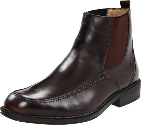 florsheim mens boots florsheim mens brawner gored boot in brown for lyst