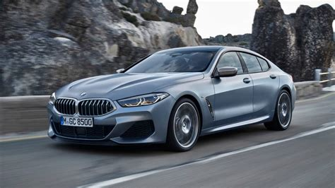 2020 bmw 850i 2020 bmw 8 series gran coupe official 4 doors and m850i