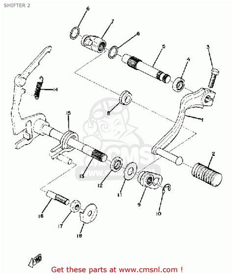 changeing gear shift assembly 1974 citroen cx shift