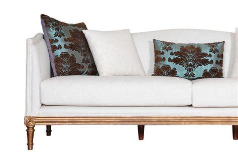 modern deco sofa modern deco sofa white wood or