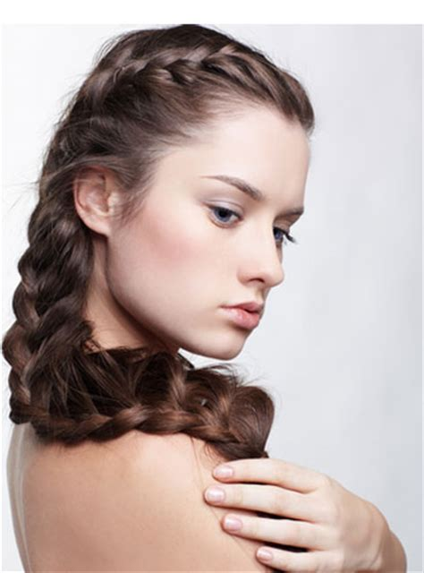 mexican long hair quincea 241 era hairstyles inspired by the mexican culture