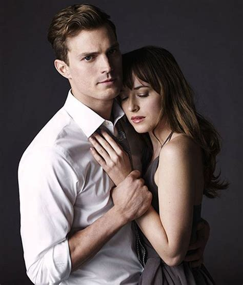 fifty shades of grey shock ahead of movie release weird fifty shades of grey movie gets even saucier as jamie