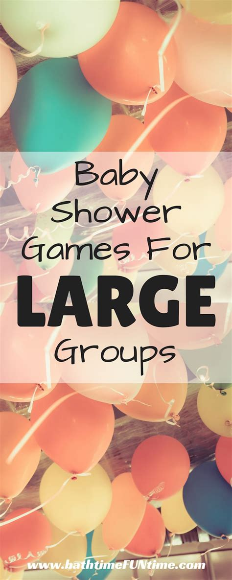 printable games for large groups baby shower games for large groups bath time fun time