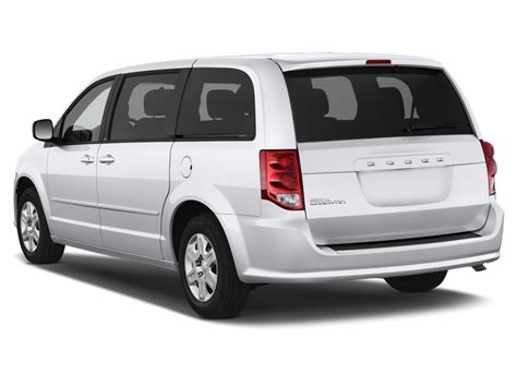 Rear Exterior Doors 2014 Dodge Grand Caravan Pictures Photos Gallery The Car