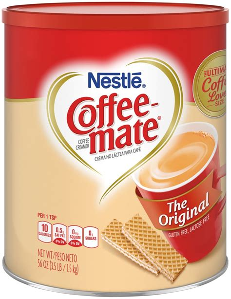 Cappuccino Original 800gr Without Sugar coffee mate original powder coffee creamer 56 oz jet
