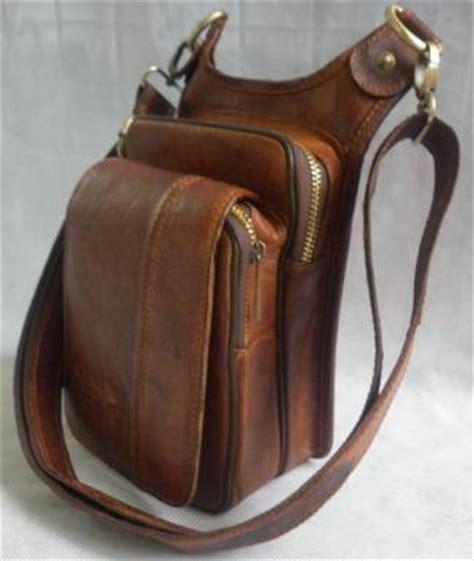 Tas Selempang Pinggang Type S 01 agen tas kulit sepatu kulit sabuk kulit tanggulangin