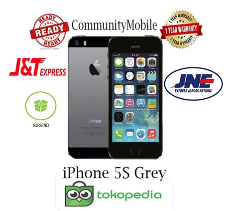 Apple Iphone 6 Gray 64gb Gsm Garansi 1 Tahun jual beli apple iphone 5s 64 gb grey garansi 1 tahun