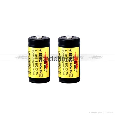 Vivan 900mah Rechargeable Li Ion Battery For V Pro1 efest 18350 900mah 3 7v rechargeable li ion battery with pcb china manufacturer battery