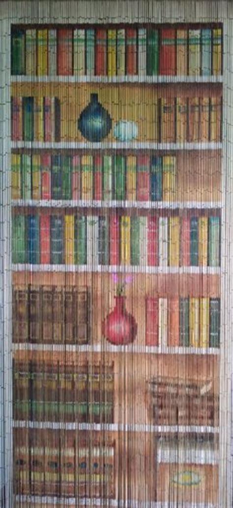 bookcase beaded curtain bookcase beaded curtain 125 strands hanging hardware