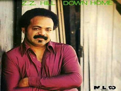 home blues zz hill