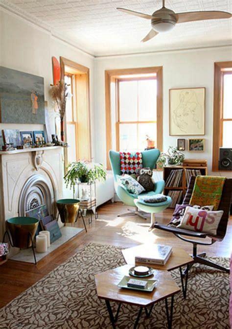 wohnzimmer retro wohnzimmergestaltung ideen im retro stil