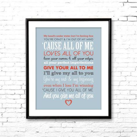 printable lyrics all of me john legend quot all of me quot printable lyrics artwork dusty