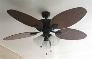 patio ceiling fans patio lighting ceiling fan makeover lowescreator