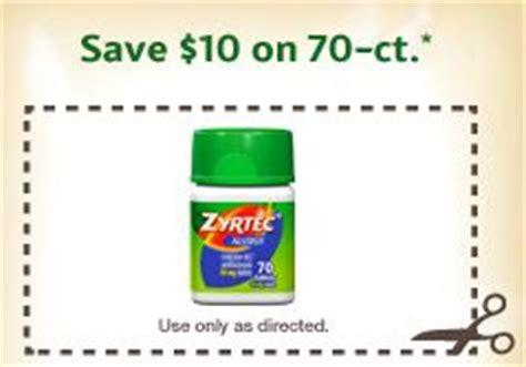 printable zyrtec coupons zyrtec printable coupon
