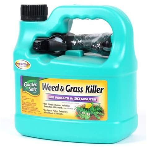 grass killer for vegetable gardens lot of 4 garden safe ready to use grass killer