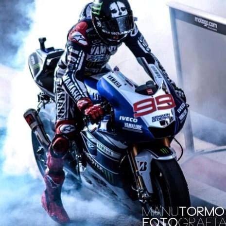 who won the motocross race jorge lorenzo 2013 burnout after last race win