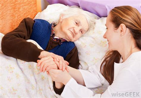 the art of comfort care how do i become an elderly caregiver with pictures