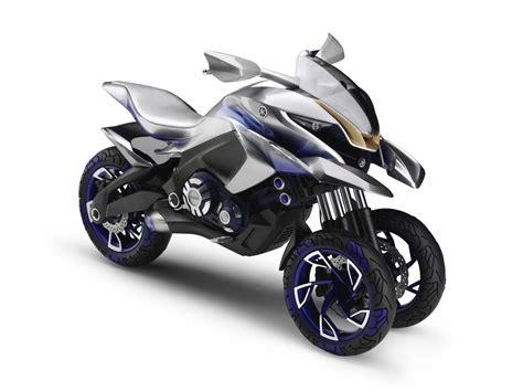 Dreirad Motorrad by Yamaha Quot 01gen Quot Three Wheeler Dual Sport Concept Asphalt