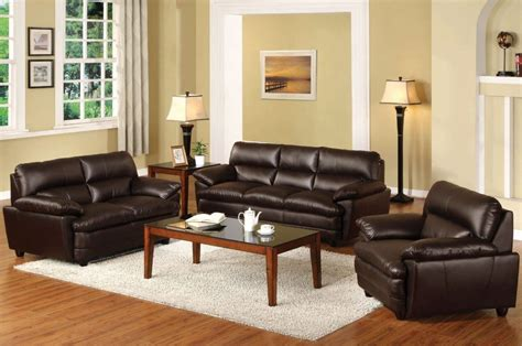 living rooms with brown leather furniture awesome brown sofa living room design ideas greenvirals