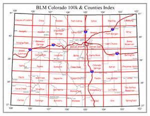 colorado township range map blm colorado room map infomation map sales