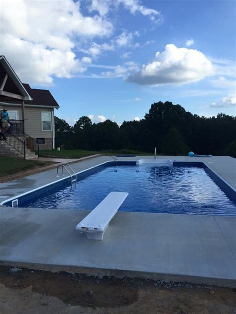 Backyard Pools Jasper Alabama Mcpherson Pool And Patio In Jasper Al 205 365 0