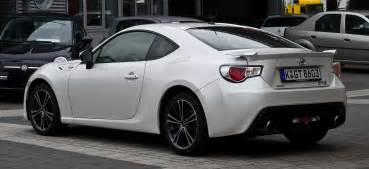 What Is Toyota File Toyota Gt86 Heckansicht 17 September 2012