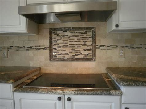 Kitchen Backsplash Tile Patterns by Tile Backsplash Designs Behind Range Home Design Ideas