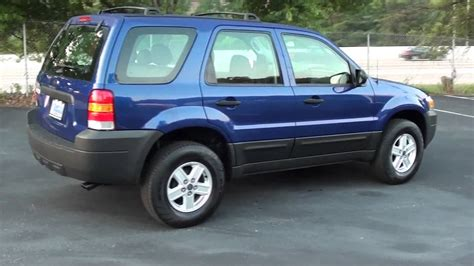 Ford Escape 2005 by For Sale 2005 Ford Escape Xls P5673