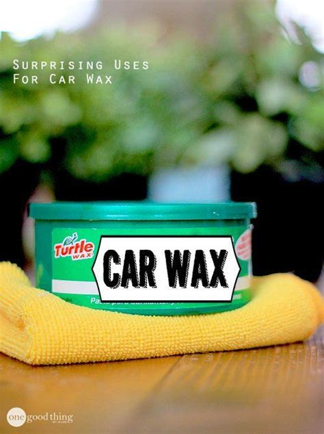 using boat wax on cars 26 brilliant uses for car wax around the house wax