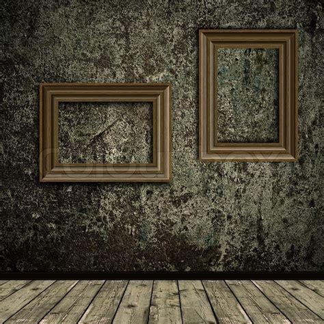 alte bilderrahmen alte bilderrahmen 252 ber die grunge wand hintergrund