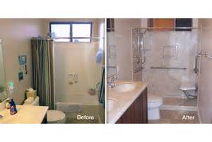bathtub to shower conversion before and after 1 bathtub to