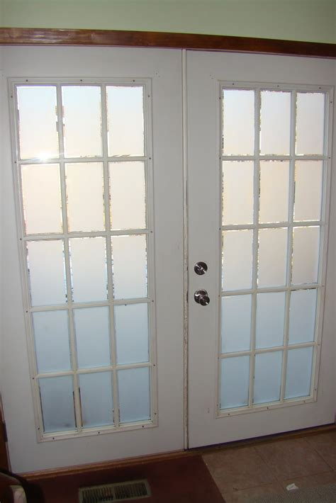 window treatments for front doors with glass window treatment idea for frosted glass door