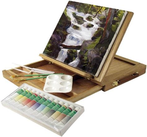 acrylic painting easel set acrylic paint sets adults on flipboard