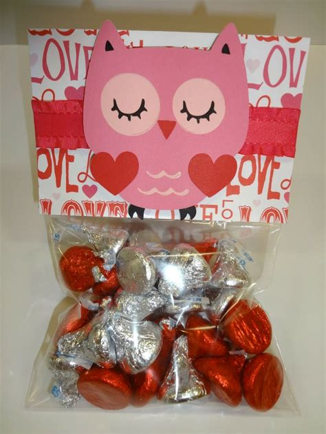 valentines day bag goodie bag crafts