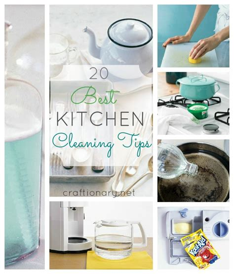 Best Kitchen Cleaner by Craftionary
