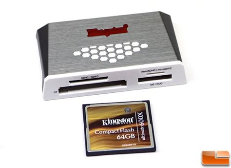 Kingston Compactflash Memory Card Ultimate 600x 90mbs 32gb Cf32g kingston hs4 media reader and 64gb cf ultimate 600x