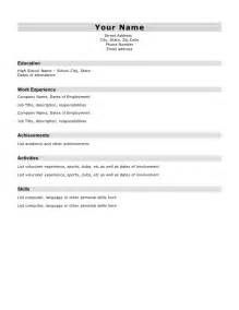 resume io app review basic resume builder
