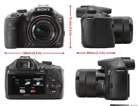 Kamera Sony Dslr A3000 sony a3000 impressions review digital photography