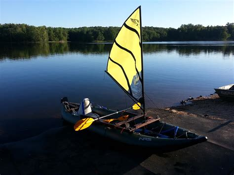 kayak boats sail questions about kayak sailing