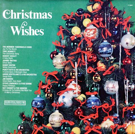 christmas wishes p christmas vinyl record lp albums  cd  mp