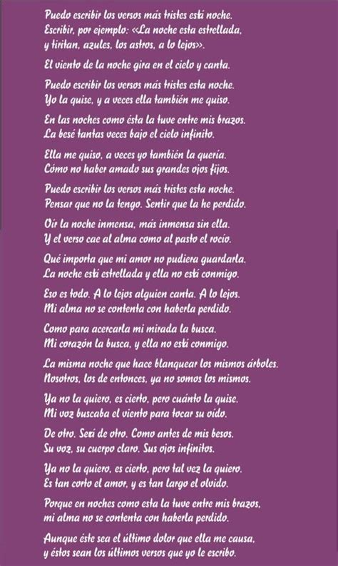 de 25 bedste id 233 er til krfadern behandlung p 229 poemas de pablo neruda a media voz pablo neruda a media