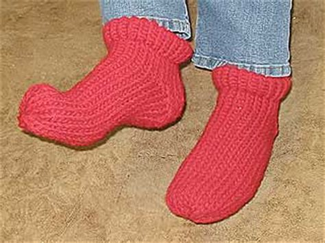 Ravelry Slipper Socks On The Knifty Knitter Loom Pattern | ravelry slipper socks on the knifty knitter loom pattern